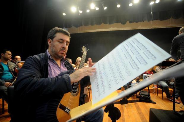 Celebração ao México:Quinta Sinfônica da UCS será realizada amanhã, em Caxias do Sul Felipe Nyland/Agencia RBS