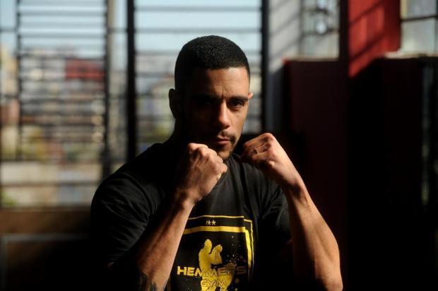 Lutador caxiense tem luta confirmada no principal evento de kickboxing do mundo Diogo Sallaberry/Agencia RBS