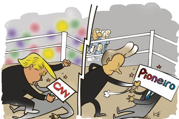 Iotti: o ataque aos meios de comunicação Iotti/