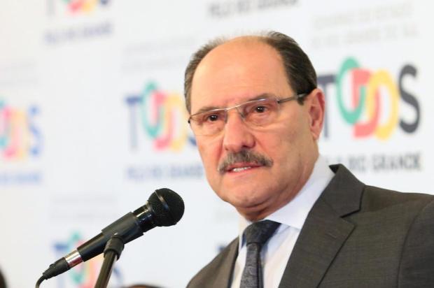 Governador Sartori comenta condenação de Lula Luiz Chaves/Palácio Piratini