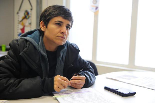 """""""É um sistema absolutamente viciado"""", diz secretária da Smel, Márcia Rohr, ao explicar situação do Fiesporte Roni Rigon/Agencia RBS"""