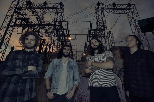 3por4: Banda Corona Kings se apresenta no Dia do Rock da Cachaçaria Sarau, em Caxias Eduardo Luderer/Divulgação