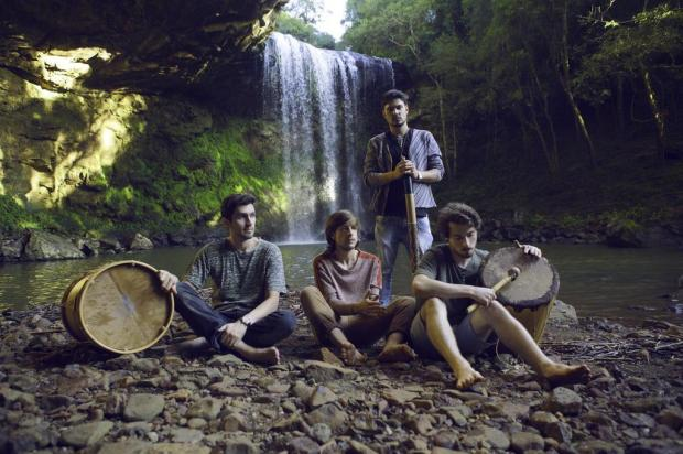 3por4: Banda Salve Jurema lança primeiro EP nesta sexta-feira Ricardo Bellini/Divulgação