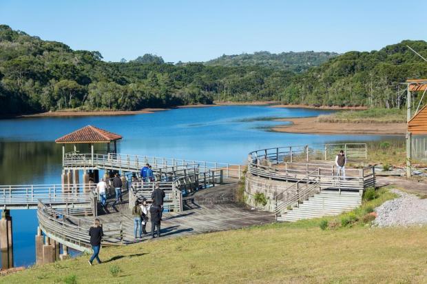 Atual gestão e ex-prefeito trocam acusações por demora para inauguração de parque em Gramado Carlos Borges/Divulgação