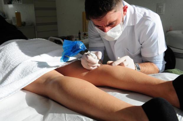 Tattoos Contra As Estrias Tatuador Caxiense Conquista O