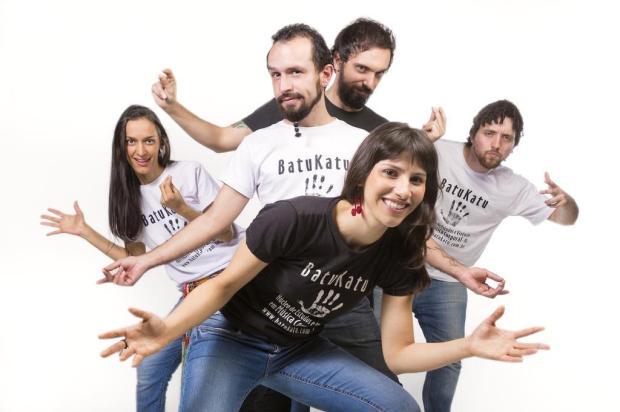 3por4: Grupo BatuKatu se apresenta em Caxias neste domingo Fabricio Simões/Divulgação