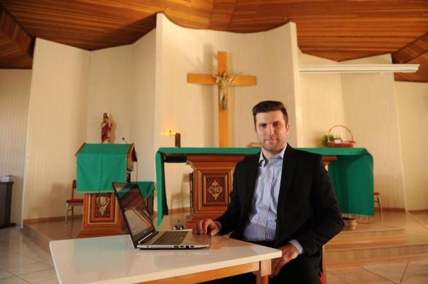 Não há paróquia sem padre na Diocese de Caxias, mas número de sacerdotes poderia ser maior Diogo Sallaberry/Agencia RBS