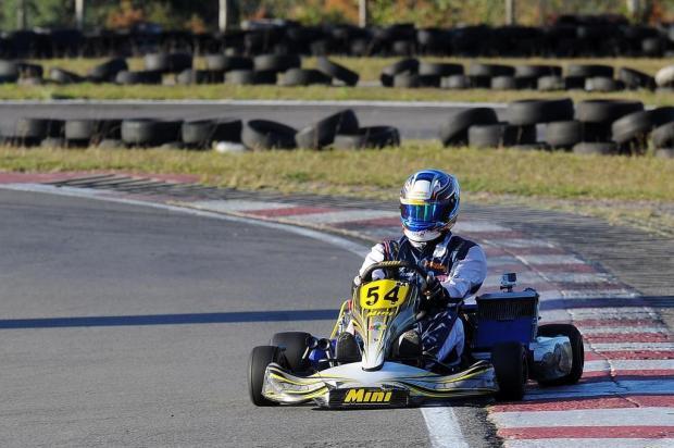 Pilotos caxienses viajam para participação no Brasileiro e no Mundial de Kart Felipe Nyland/Agencia RBS
