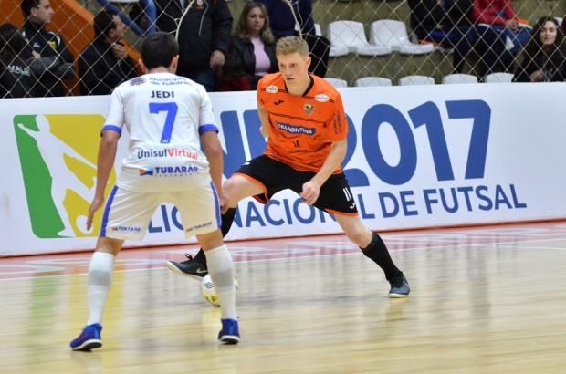 ACBF recebe o Foz Cataratas neste domingo pela Liga Futsal Ulisses Castro / ACBF, divulgação/ACBF, divulgação