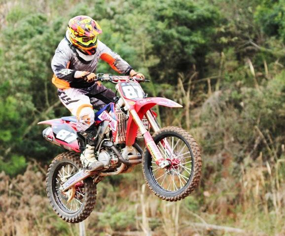 Pista da Ascave recebe 4ª etapa do Campeonato Gaúcho de Motocross neste domingo Sedenir Taufer / Divulgação/Divulgação
