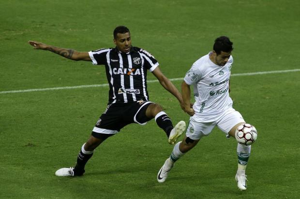 Com apagão no início do jogo, Juventude perde para o Ceará por 2 a 0 e cai para segunda colocação LC Moreira/Estadão Conteúdo
