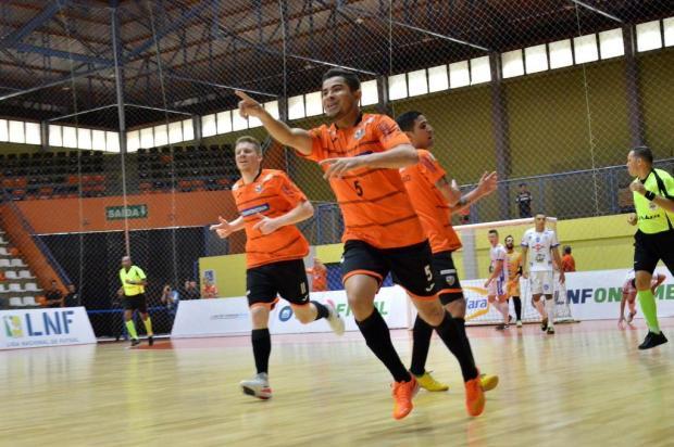 ACBF vai encarar o Minas nas oitavas de final de Liga Futsal Ulisses Castro/ACBF,Divulgação
