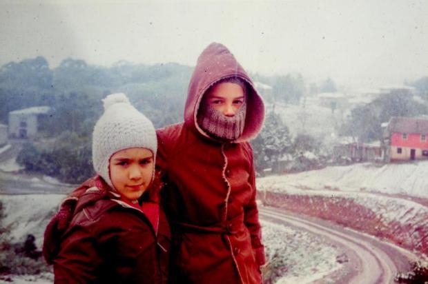Memória: Caxias do Sul no romantismo da neve Marcus Gravina/Divulgação