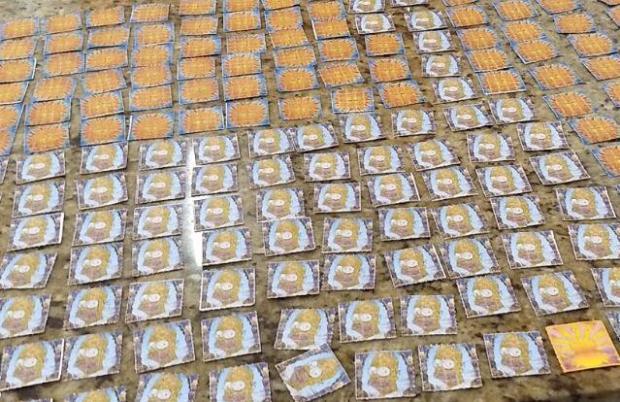 Polícia gaúcha apreende carga de LSD avaliada em meio milhão de reais Vitor Rosa/Rádio Gaúcha
