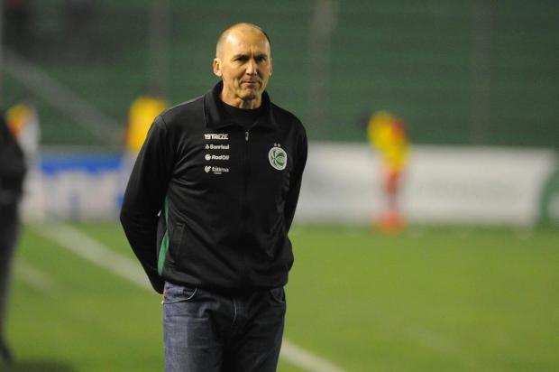 Dal Pozzo se mostra contente com desempenho apesar do resultado Felipe Nyland/Agencia RBS