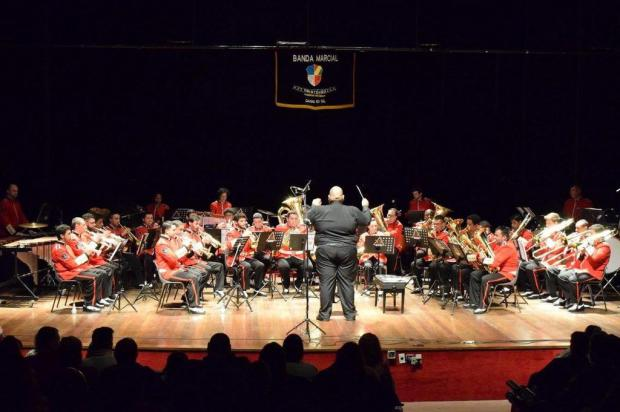 3por4: Banda Marcial Cristóvão de Mendoza se apresenta neste sábado, em Caxias Joelma Matos/Divulgação