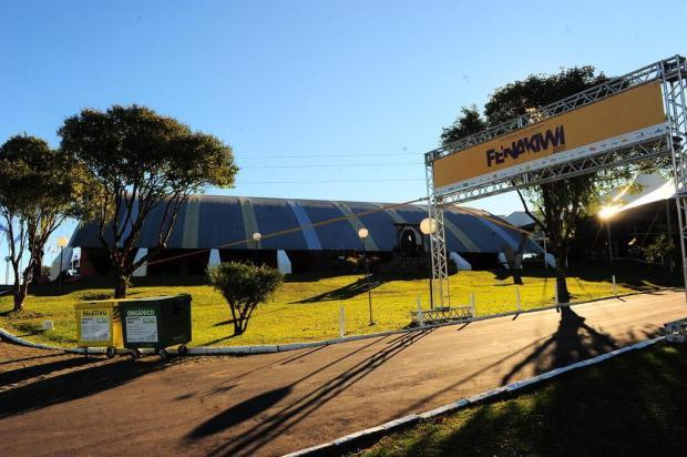 Última Fenakiwi inicia nesta quinta em Farroupilha Porthus Junior/Agencia RBS