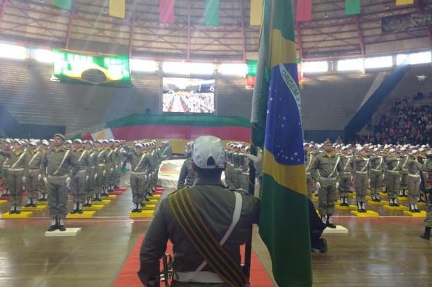 Caxias do Sul e Bento Gonçalves receberão novos policiais militares na próxima semana Marcelo Kervalt/Agência RBS