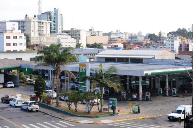 Posto de combustíveis opera há quase 40 anos em terreno da prefeitura de Caxias do Sul Roni Rigon/Agencia RBS