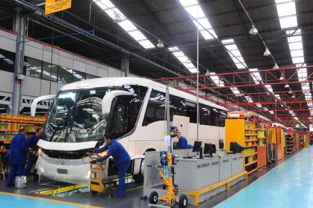 Novo prazo para ônibus cumprirem regras de acessibilidade agrada indústria de Caxias Roni Rigon/Agencia RBS