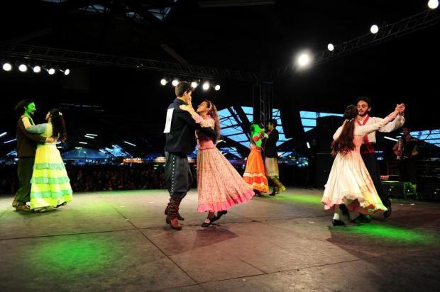 Semana Farroupilha de Caxias será realizada nos Pavilhões da Festa da Uva Porthus Junior/Agencia RBS