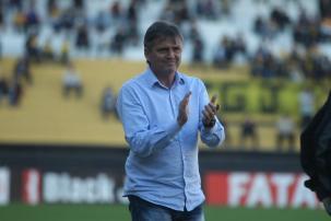 Winck se diz alegre e entusiasmado para retorno como técnico do Caxias Caio Marcelo / Especial/Especial