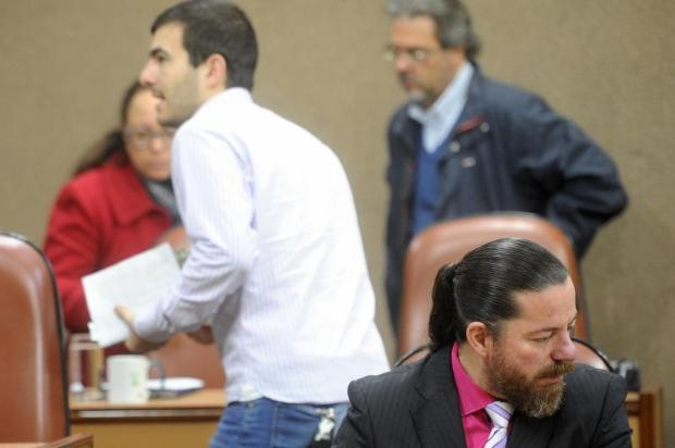 Vereador diz ter sofrido assédio moral Diogo Sallaberry/Agencia RBS