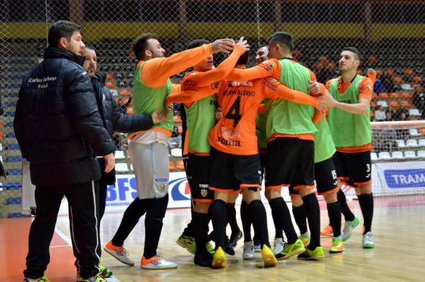 ACBF volta a vencer em casa e sobe para a quinta colocação na Liga Futsal Ulisses Castro/ACBF,Divulgação