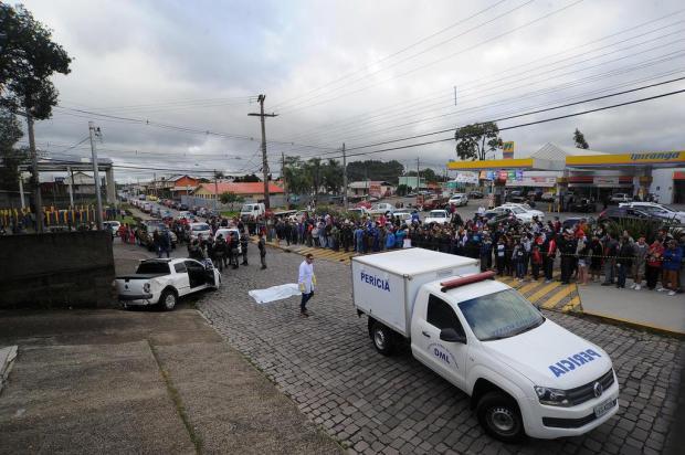 Crescem as trocas de tiros entre criminosos e a polícia em Caxias do Sul Felipe Nyland/Agencia RBS