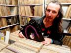 Dono de 25 mil discos, colecionador de Garibaldi largou carreira na engenharia para dedicar-se ao antiquário Roni Rigon/Agencia RBS