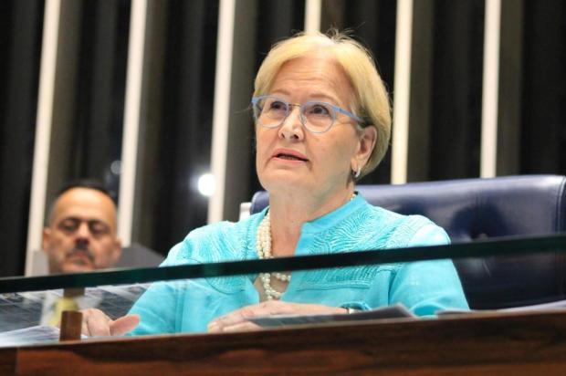 Senadora Ana Amélia Lemos confirma candidatura à reeleição em 2018 Waldemir Barreto/Divulgação