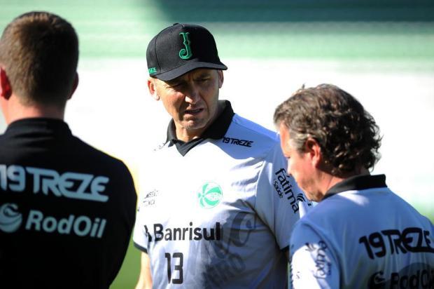 Juventude volta aos treinos após retorno do Mato Grosso Felipe Nyland/Agencia RBS