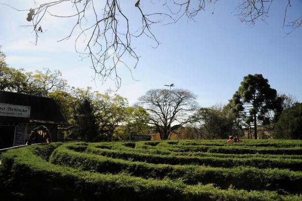 Cobrança no Labirinto Verde, em Nova Petrópolis, é descartada Marcelo Casagrande/Agencia RBS