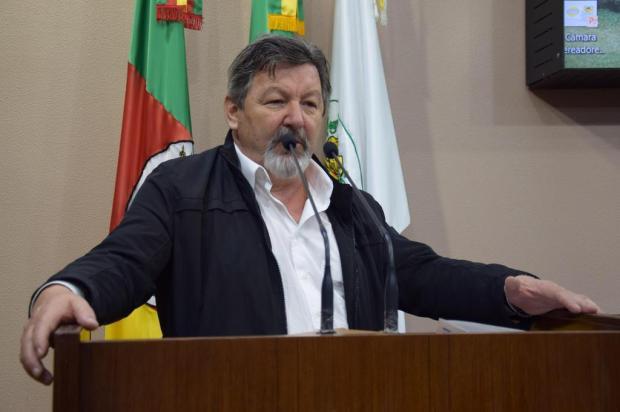 Vereador e ex-presidente do Samae Elói Frizzo vence ação sobre Caso Pajero Franciele Masochi Lorenzett/Divulgação