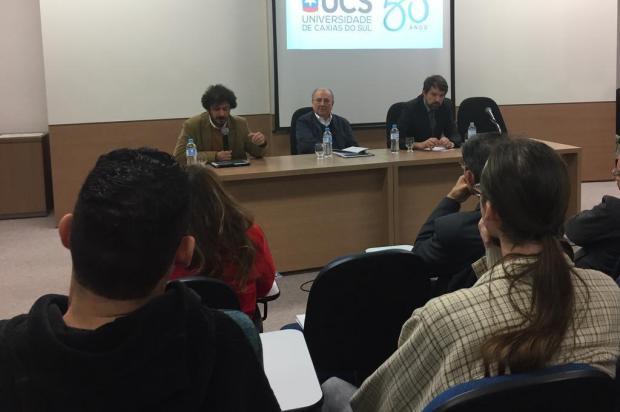 Meios digitais impactam instituições democráticas André Tajes/Agência RBS
