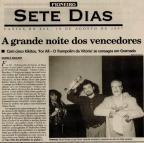 Memória:Um Brasil noventista em Gramado Pioneiro/Reprodução