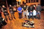 Polícia prendesuspeitos de assassinarem dono de padaria em Caxias do Sul (Porthus Junior/Agencia RBS)