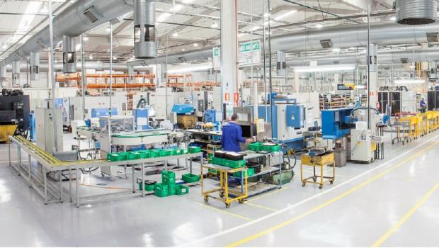 Empresa investe R$ 10 milhões em nova linha de produção em Caxias do Sul Divulgação Danfoss/