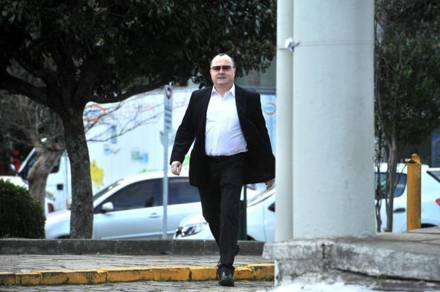 """""""Vou trabalhar em casa"""", anuncia vice-prefeito de Caxias do Sul Diogo Sallaberry/Agencia RBS"""