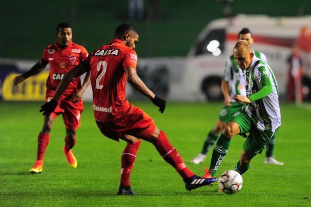 """""""Torcedor também tem que ter desempenho"""", diz Jones Biglia, vice de futebol do Juventude Porthus Junior/Agencia RBS"""