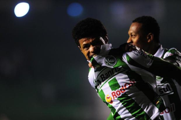 Com gol de Tiago Marques, Juventude vence o Vila Nova-GO e se mantém na cola do G-4 Porthus Junior/Agencia RBS