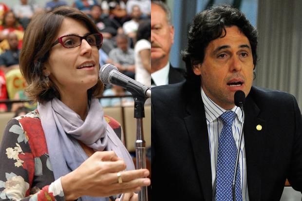 O que deputados de fora e eleitos com votos daqui fazem por Caxias Montagem sobre as fotos de Mariana Carlesso e Cláudio Basílio de Araújo / Divulgação/Divulgação