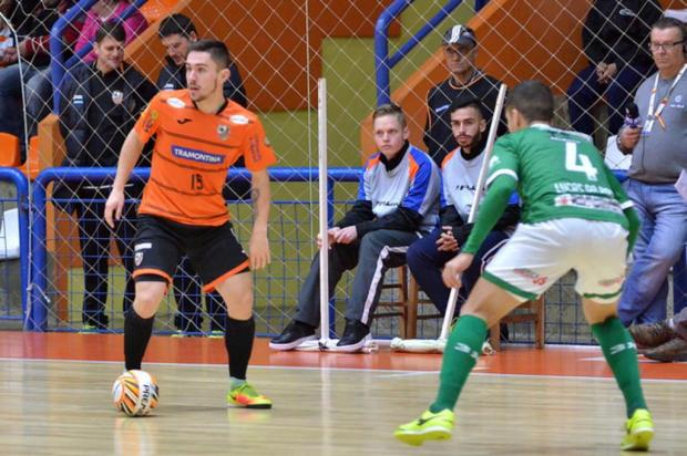 ACBF encara a Sase, fora de casa, de olho no G-4 da Liga Gaúcha de Futsal Ulisses Castro/ACBF,Divulgação