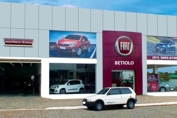 Grupo Betiolo, de Caxias, adquirequatro concessionárias Fiat Natalí Salvador/divulgação