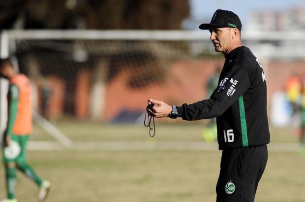 Jogadores do Juventude estão fechados com Dal Pozzo e reafirmam apoio ao técnico Marcelo Casagrande/Agencia RBS