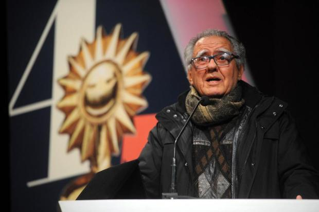 3por4: Lucy e Luiz Carlos Barreto recebem homenagem no 45º Festival de Cinema de Gramado Felipe Nyland/Agencia RBS