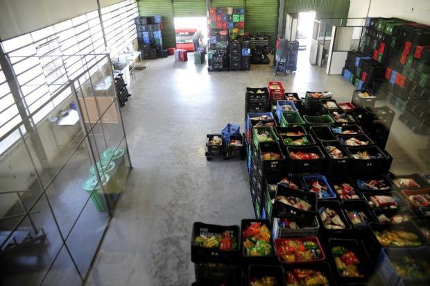 Banco de Alimentos de Caxias é contemplado com recursos do governo federal para ampliação Marcelo Casagrande/Agencia RBS