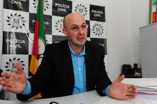 Um novo delegado contra o crime organizado em Caxias do Sul Roni Rigon/Agencia RBS