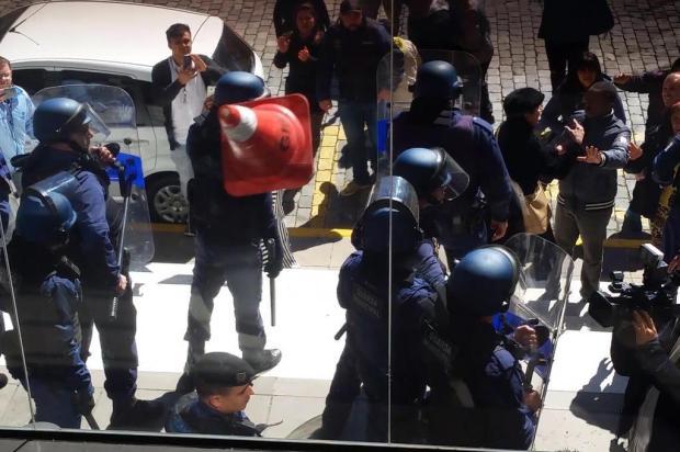 Prefeitura de Caxias diz que Guarda Municipal agiu em legítima defesa Daniel Bianchi/Divulgação