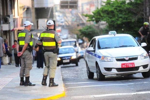 30 novos soldados reforçam policiamento nas ruas de Caxias do Sul Porthus Junior/Agencia RBS